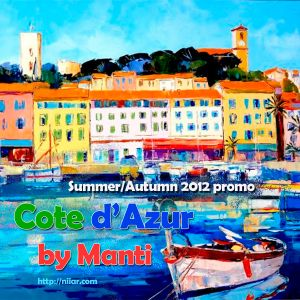 Manti - Cote d'Azure promo mix