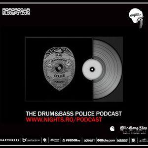 Ka†alepsys - Dropdread DnB Police/Nights.ro Podcast Mix Vol.13