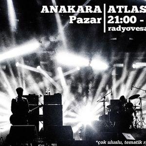 Anakara / Atlaseyir 31/03/13 - Yolunu Gözlediklerimiz