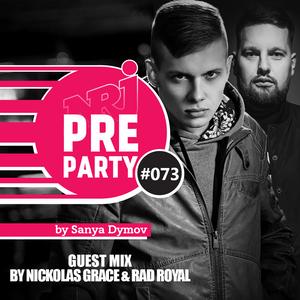 #073 NRJ PRE-PARTY by Sanya Dymov [2017-10-13]