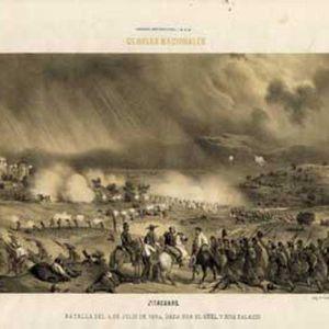 La Batalla del 5 de Mayo en Puebla, tercera parte