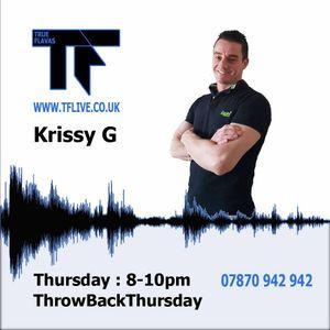 TF Live - Krissy G 21-09-2017 20:00-22:00