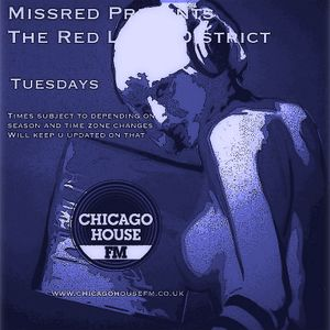 Missred Presents The Red Light District 024 - Feat DJ Cosmo