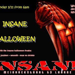01/11/2009 - Dj Smooth live @Club Insane Halloween