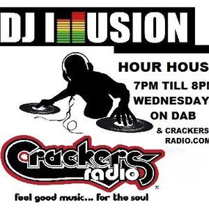 DJ ILLUSION HOUR HOUSE VOL. 12 ON CRACKERS RADIO