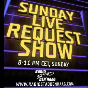 Radio Stad Den Haag - Sundaynight Live (June 20, 2021).