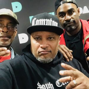 Legendary MC's Sadat X, el Da Sensei, and DisMost drop for the 1st show of the New Year