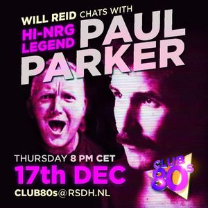 Club 80s #26 Will Reid chats with Paul Parker RSDH 1220