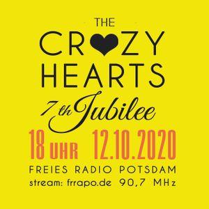 LIZZY'S TOPs - favourite tunes zum Feierabend, 7-years-CRAZY HEARTS-Jubilee, Freies Radio Potsdam