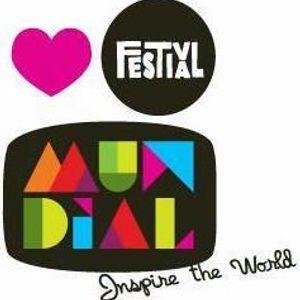 Get ready for Festival Mundial