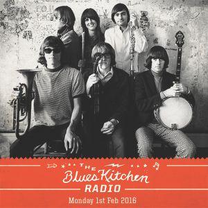 THE BLUES KITCHEN RADIO: 01 FEBRUARY 2016