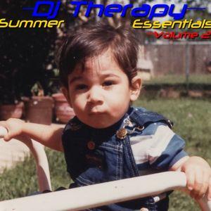 DJ Therapy Summer Essentials Hip Hop Mix Volume 2