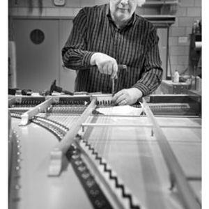 Music: Chris Maene & Piano (1953)