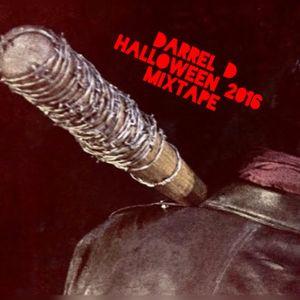 Darrel D - Halloween Mix 2016