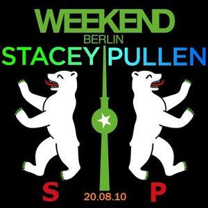 Stacey Pullen @ Weekend Club- Berlin, Germany- August 20, 2010