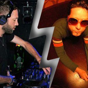 DJ Lotion & Knave Knixx debut on Starlifter 06.06.2012