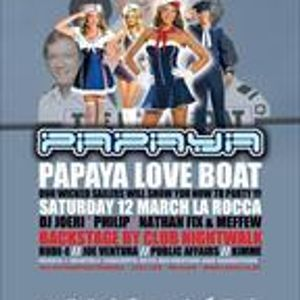 PAPAYA 'LOVEBOAT' Mix (Mar 2011)