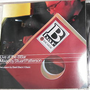 Live at the BBar, mixed by Stuart Patterson, percussion by Basil Black II Basic (October 2001)