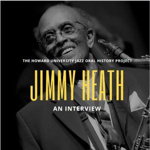 Jimmy Heath Interview Part 3