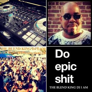THE BLEND KING DJ I AM PRESENTS: THE MEMORIAL DAY MIX TAPE 2015 - K-100 RADIO MAY 25, 2015