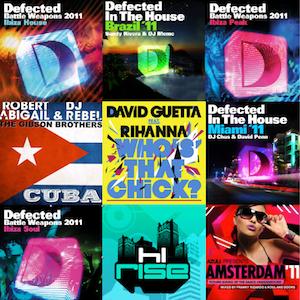Dance 2011 Mix No. 5