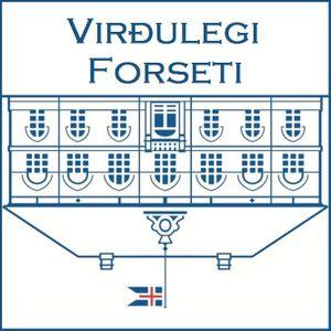 Virðulegi forseti 6. þáttur - Bogi og Ólafur - kosningaþema