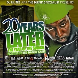 Year of The Swag Hip Hop Edition Hosted By Big Daddy Kane