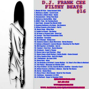 DJ FRANK CEE - FILTHY BEATS 16