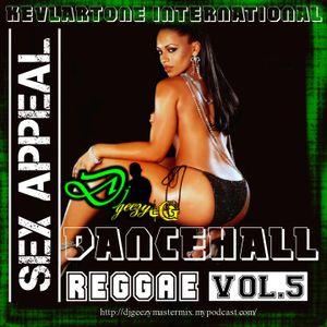 SEX APPEAL - DANCEHALL VIBES VOL. 5 (June 2010)