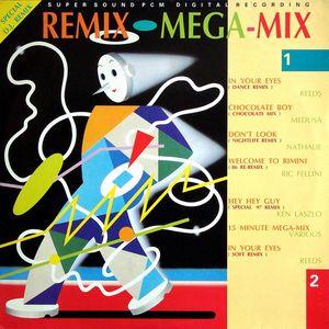Rock-In Records Remix Mega-Mix 1