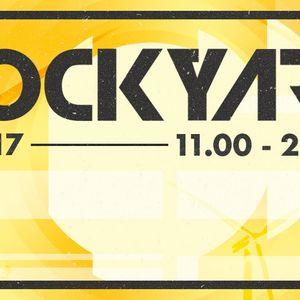 Paco Osuna @ Dockyard Festival, N1 Park - 21 October 2017