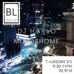 DJ Harlo   Beat Lab 36