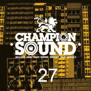 10/09/14 Drum & Bass Mix - Champion Sound @ Bongo Club (LIVE)