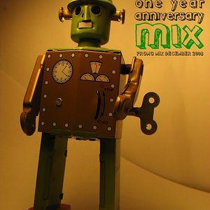 Dubstep.ro 1 Year Anniversary Mix - Promo 12.2008