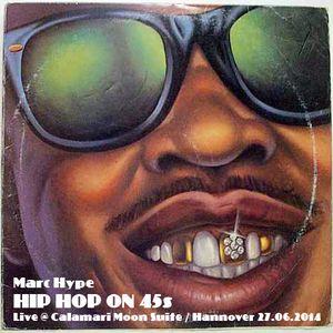 Hip Hop on 45s Live @ Calamari Moon Suite Hannover 27.06.2014