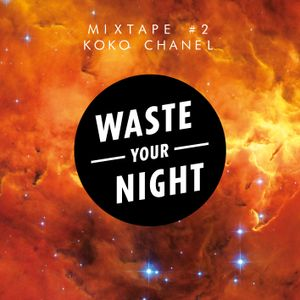 WASTE YOUR NIGHT Mixtape #2 by KOKO CHANEL