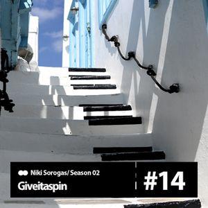 giveitaspin 2.14 @ Paranoise Radio | 26. 06.18 // Summerish Greek echoes //