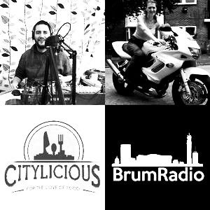 #BrumHour ft Catherine Holland and Sadie Jones (15/03/2016)
