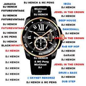 DJ HENCH : Celebrates The Producer King Jammy : The Foundation Of The Business