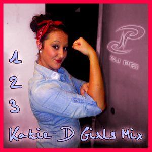 DJ Pei - 123 Katie D Girls Mix