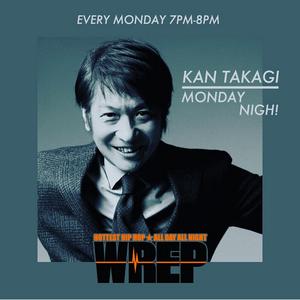 MONDAY NIGH! 2018.01.08 KAN TAKAGI