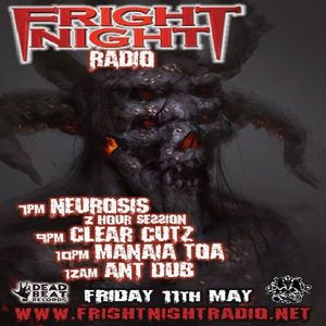 Classic Heavy Dark Drum & Bass & Jungle Fright Night Radio - DJ Neurosis Episode 8