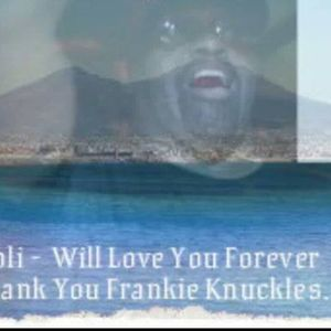 MY HUMBLE TRIBUTE TO THE GODFATHER at House ..... FRANKIE KNUCKLES