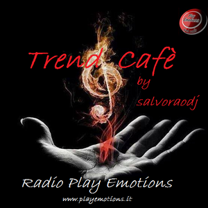 salvoraodj presents Trend Cafè -  radio show 26th feb 2016