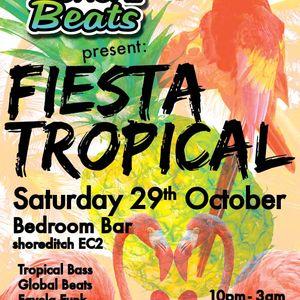 Tropical Beats Indian Summer Slammer