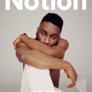 Hoxton Fashion Show x Notion Magazine + Huggle App