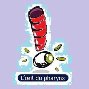 """""""L'Oeil du Pharynx #9"""" par Nicolas Caudeville"""
