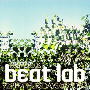 Matt Wax Beat Lab Volume 3