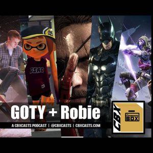 GOTY 2015 + Joe Robie
