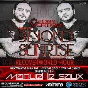 Beyond Sunrise radio...Cxxxiii featuring Manuel Le Saux